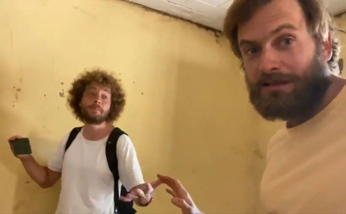 Варламов і Верзілов у південносуданській в'язниці.