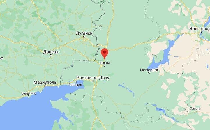 ДТП сталася на території Красносулинського району