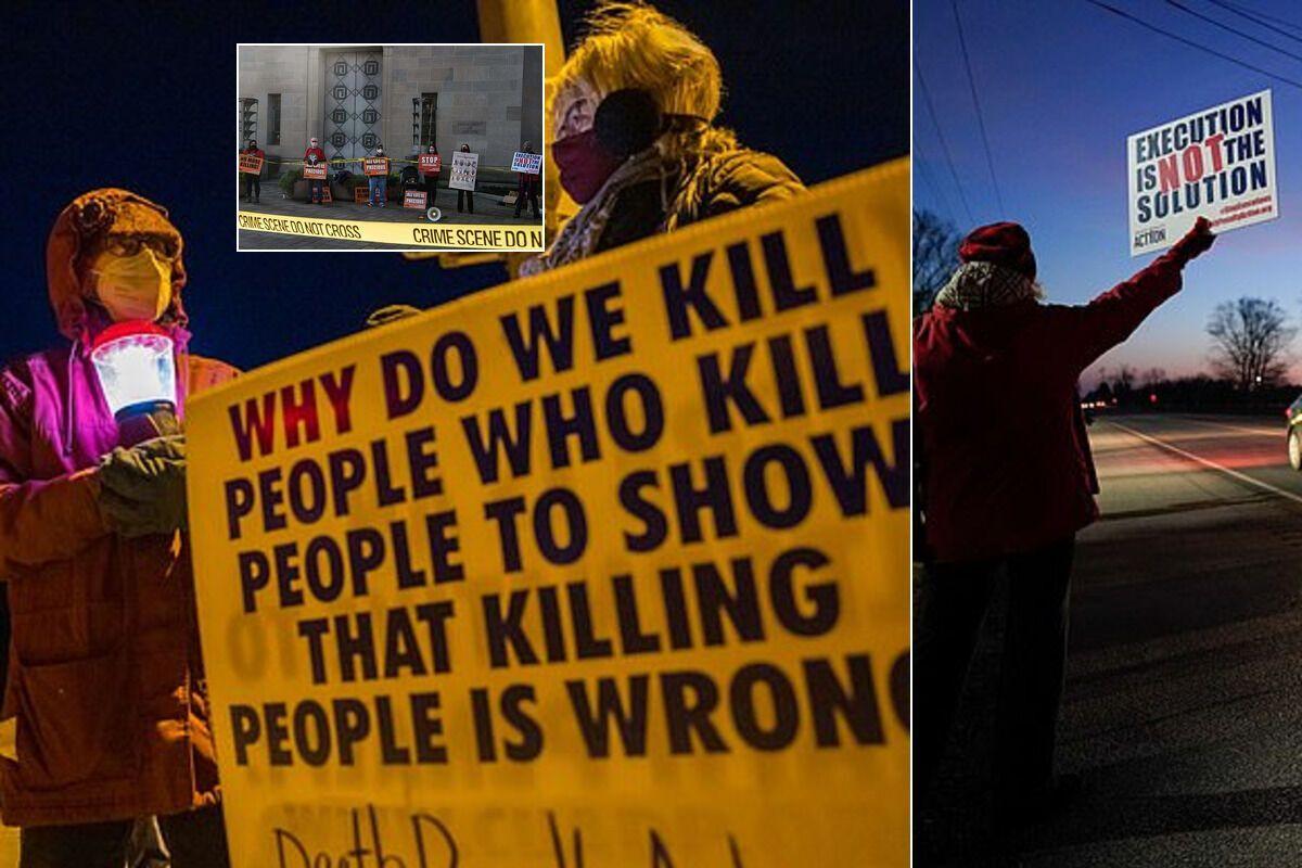 Протести проти страти ув'язнених у США