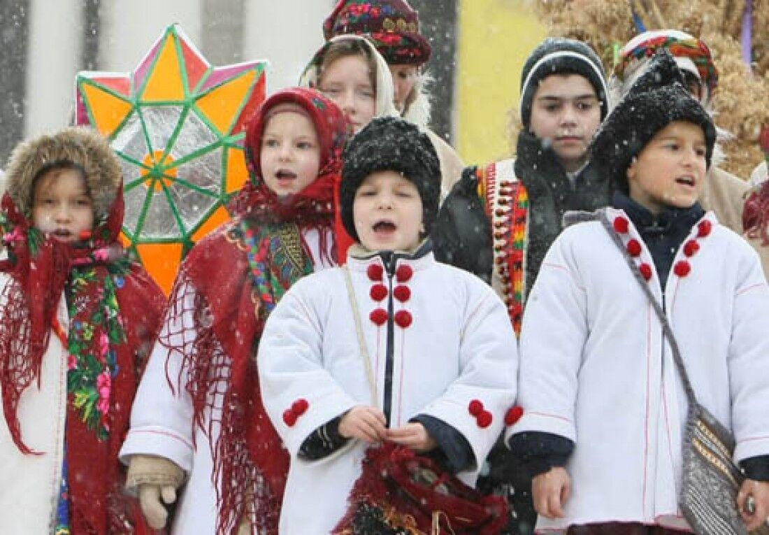 Щедровать в Украине принято в канун Старого Нового года