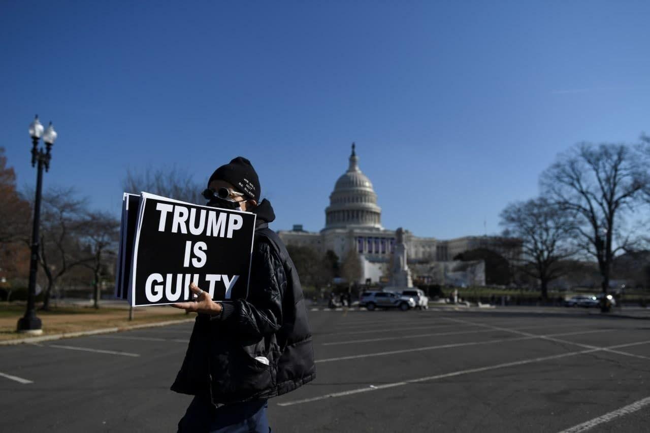 Трамп - винен