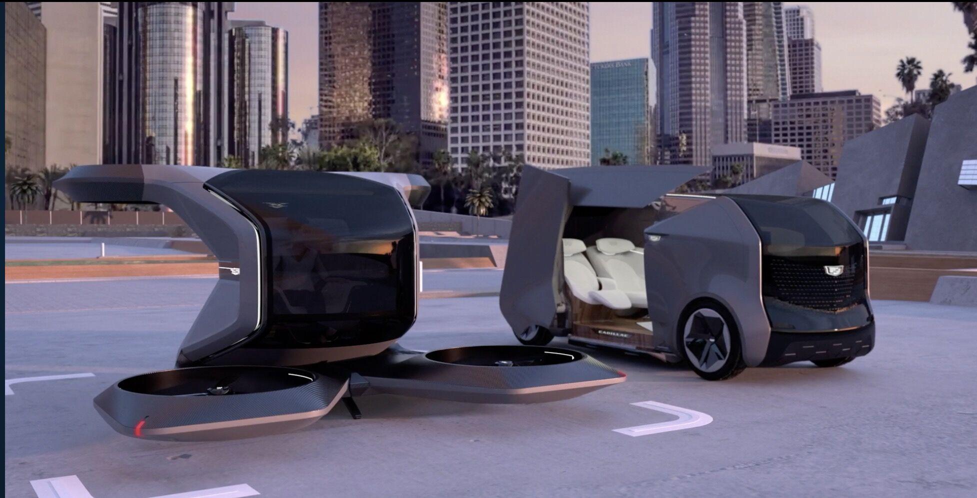 Концепты General Motors