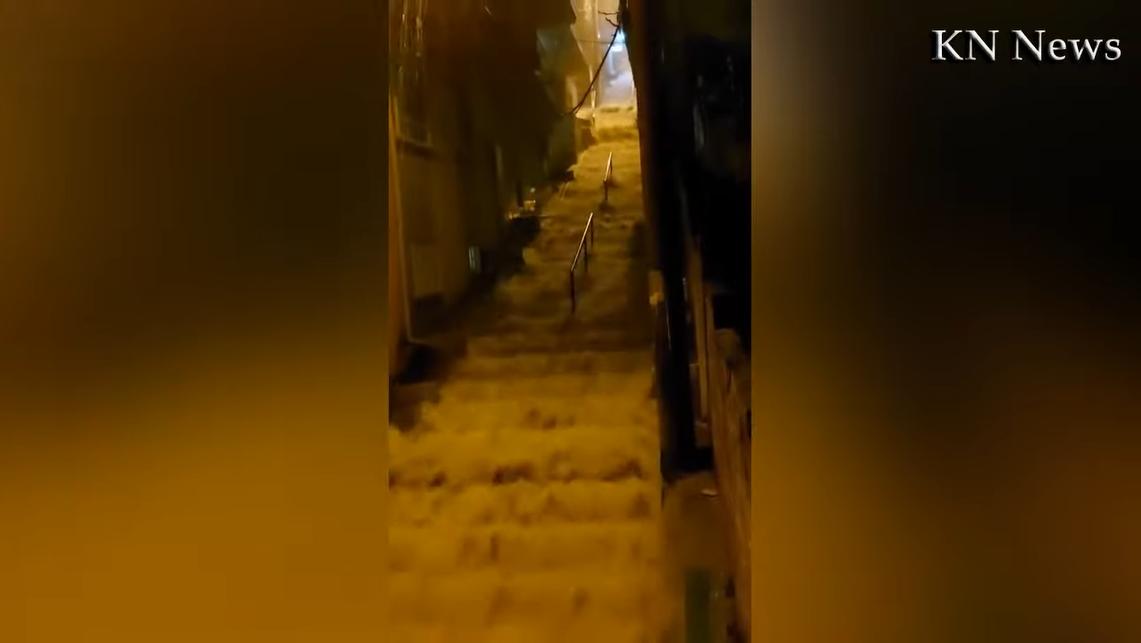 Турецький Ізмір затопило