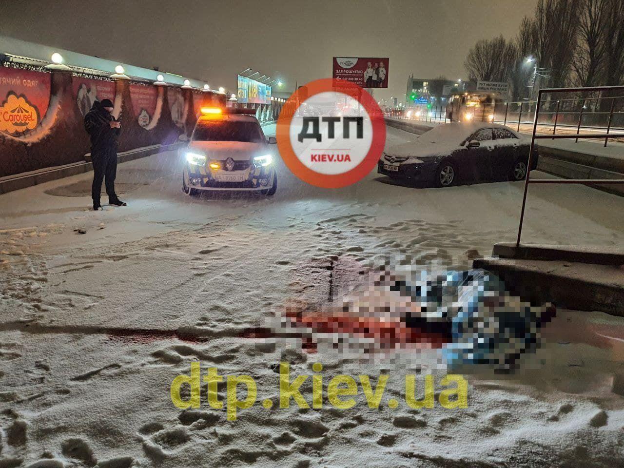 Девушка умерла на месте аварии