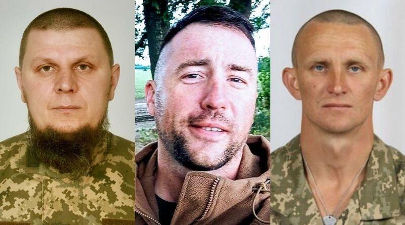 Дмитрий Красногрудь, Николай Илин и Ярослав Журавель погибли на Донбассе.