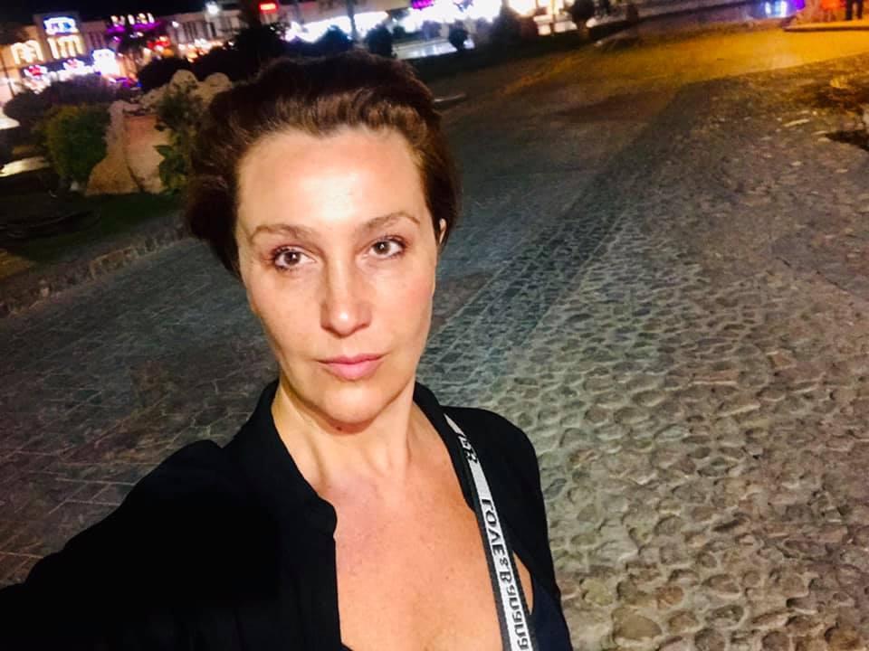 Єгорова показала себе без макіяжу