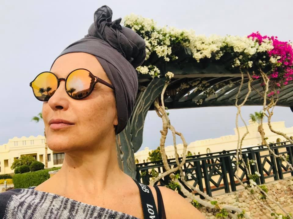 Снежана Егорова поделилась снимками с отдыха