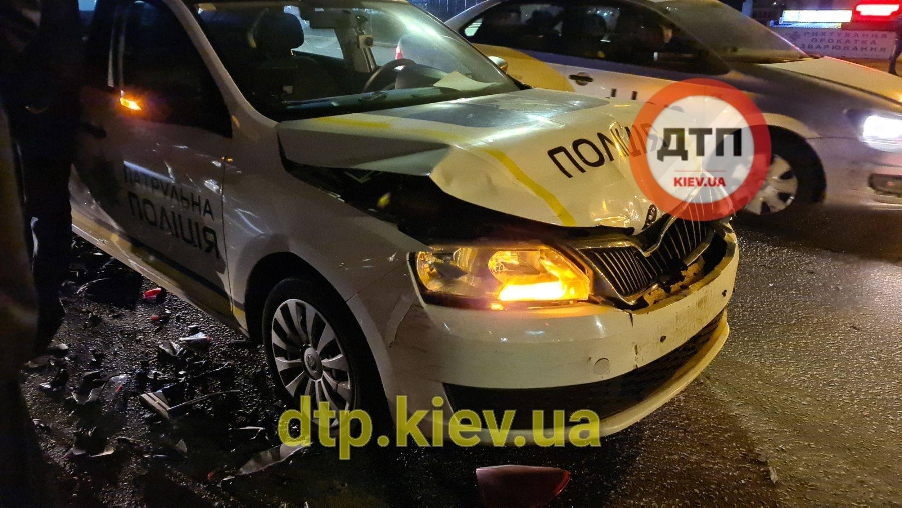 В результате инцидента пострадал один человек