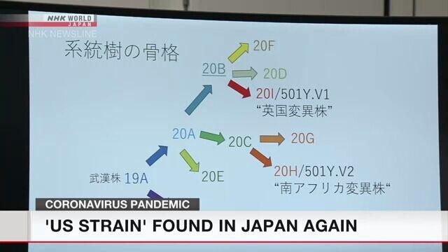 """Японський мутант коронавірусу виявився """"родом"""" із США"""
