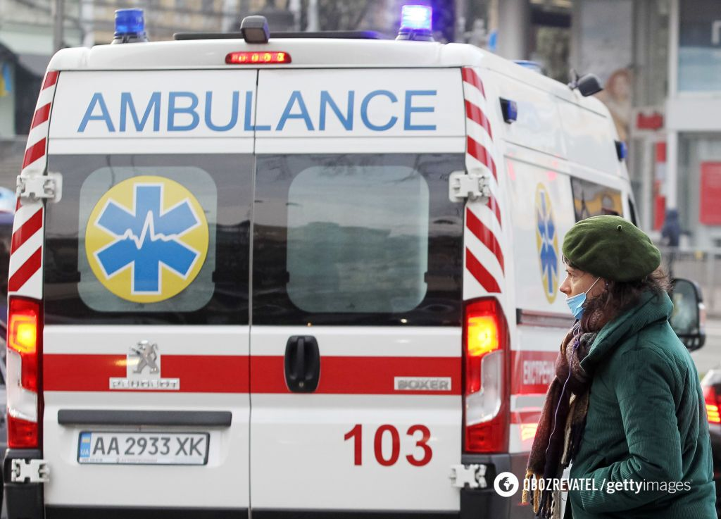 У Києві хворіють більше, ніж одужують
