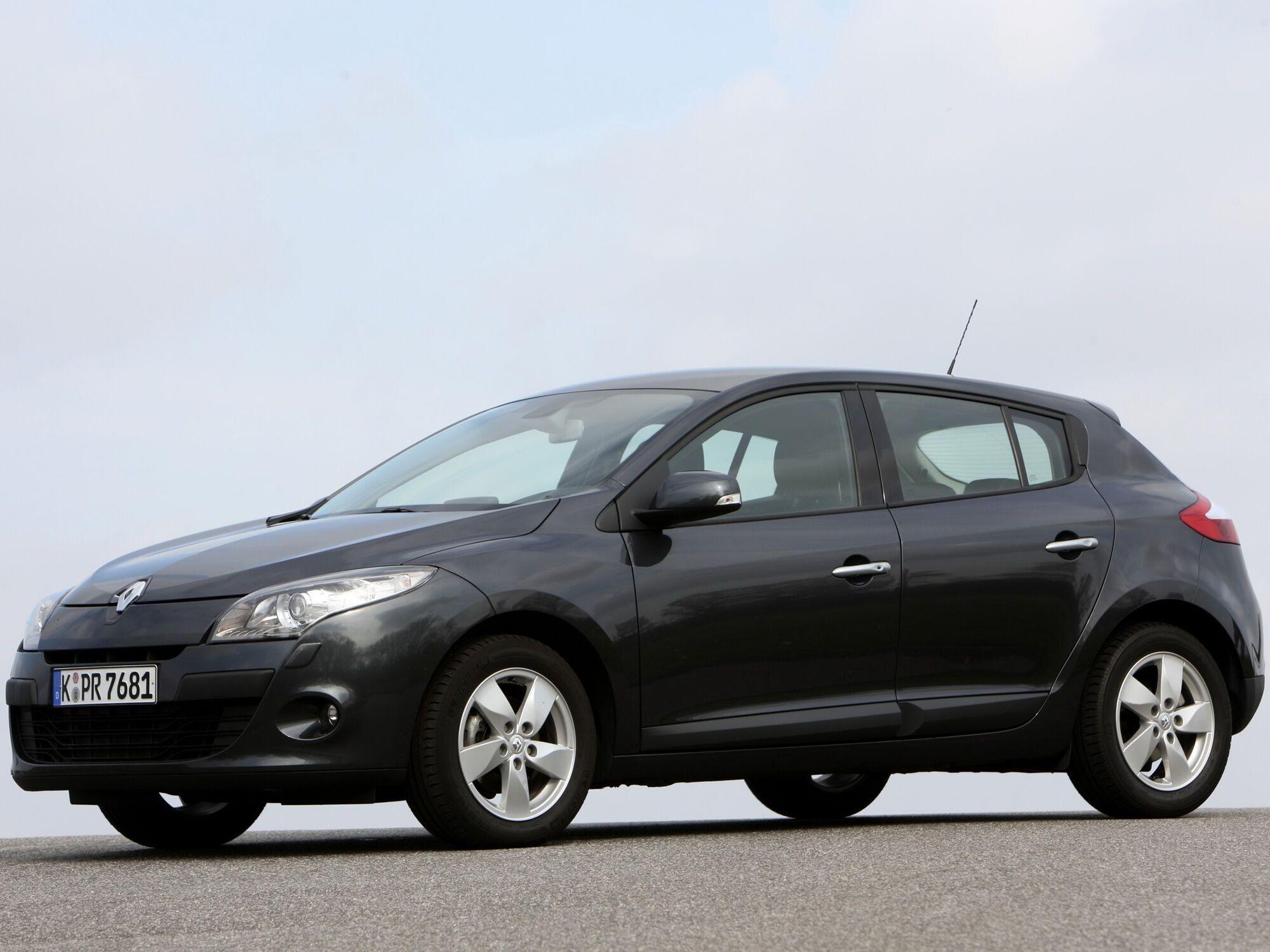 Renault Megane залишається досить затребуваним завдяки комфорту та економічності