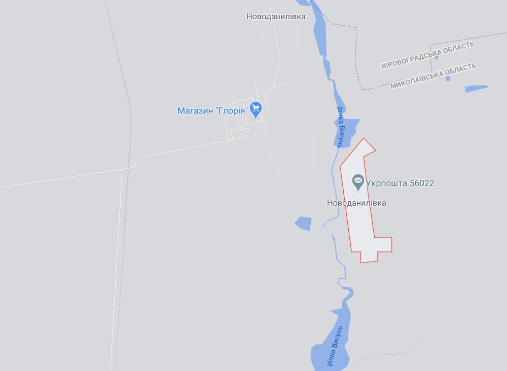 Казанковская исправительная колония №93 расположена в поселке Новоданиловка Казанковского района на Николаевщине