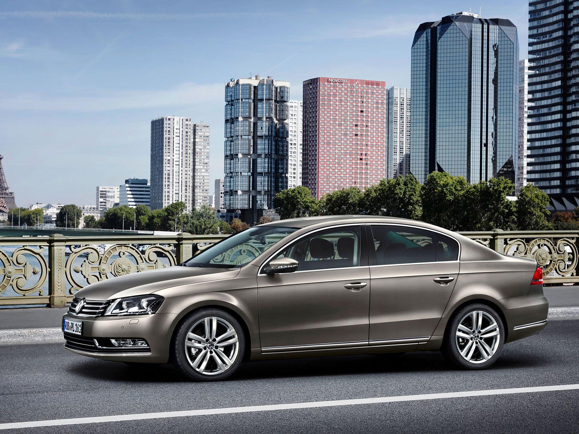 Volkswagen Passat посів перший рядок рейтингу