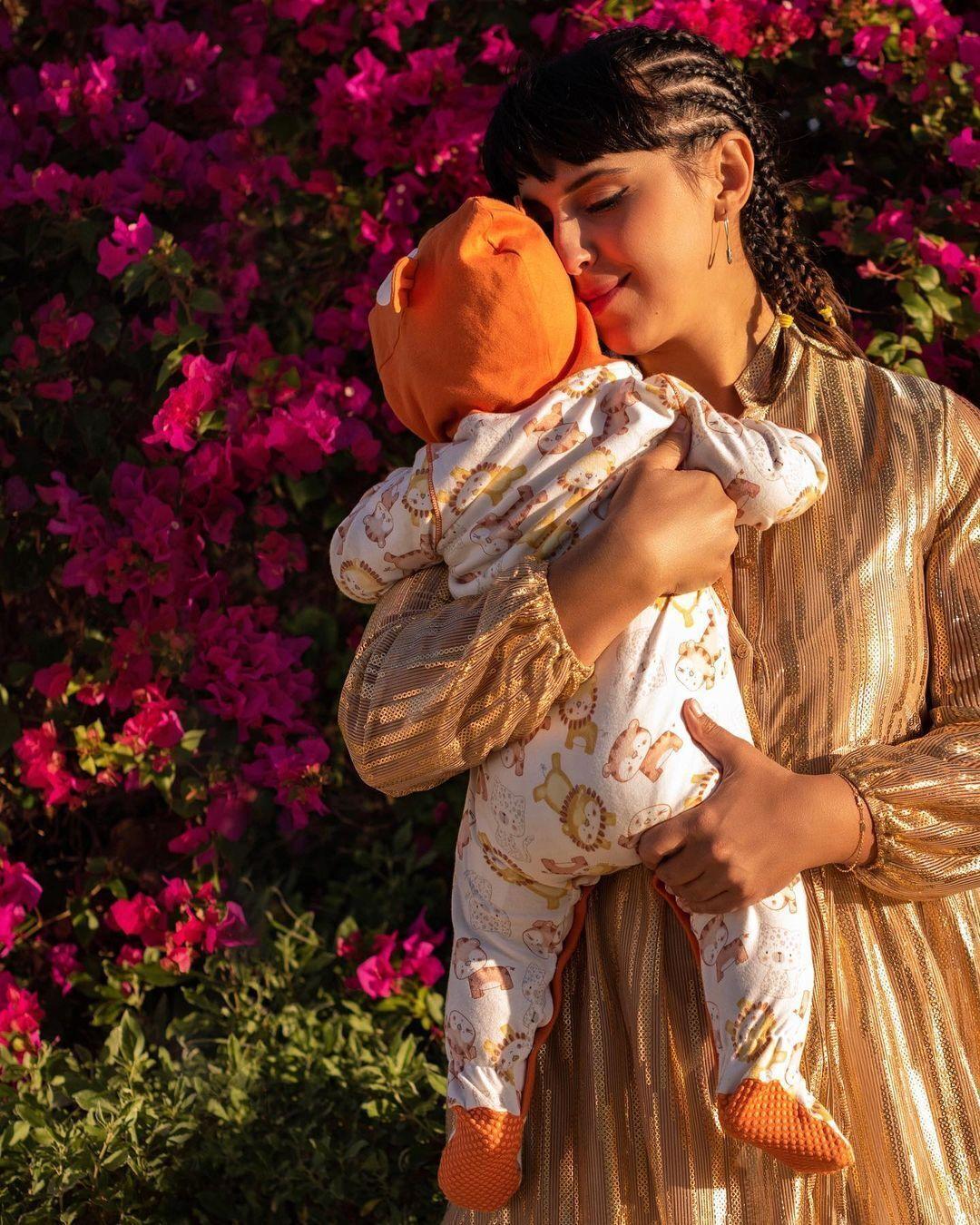Джамала із сином Селімом-Гіраєм