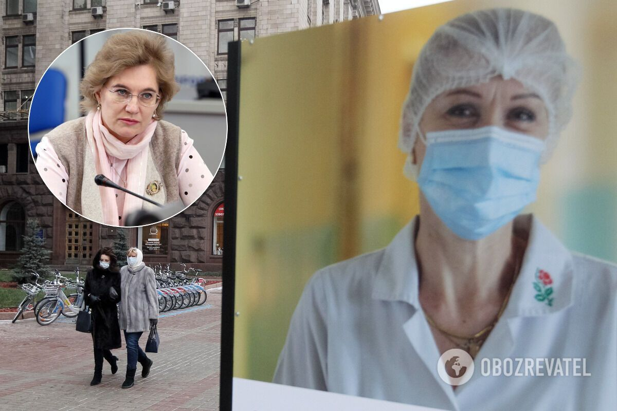 Ольга Голубовская считает коронавирус очень тяжелым и изнуряющим заболеванием