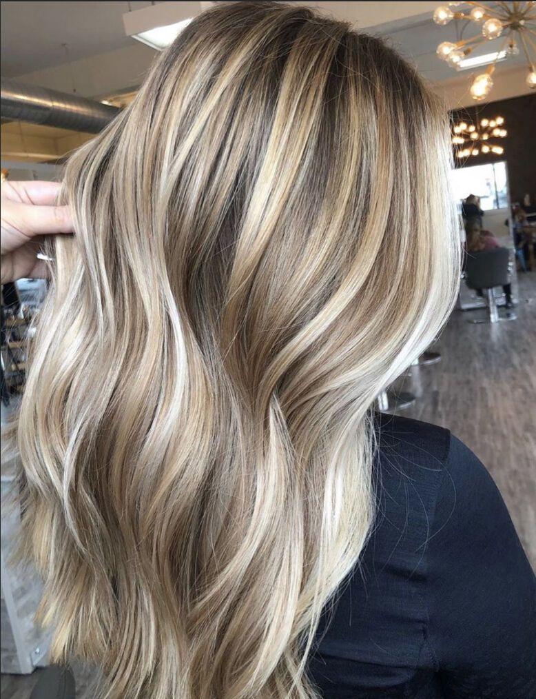 Калифорнийский блонд
