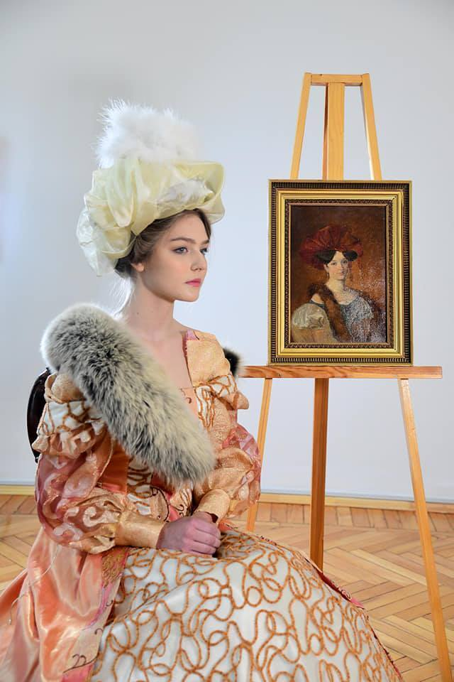 Важным этапом реализации замысла было нахождение визуального сходства моделей с образами на портретах, рассказали в музее