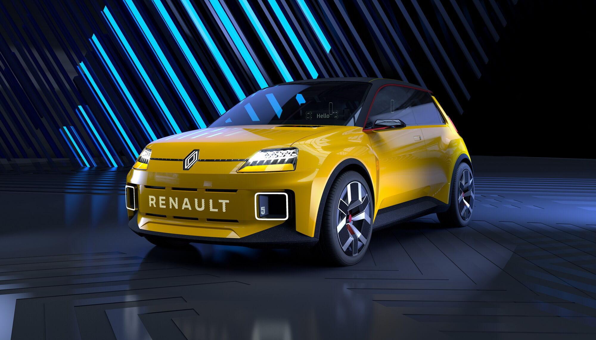 Французская компания намерена расширить портфолио электромобилей