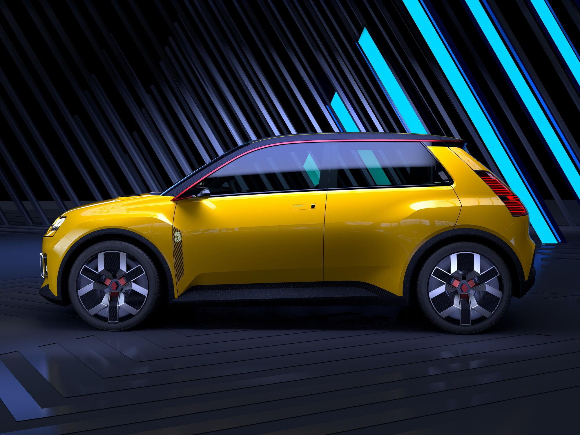 """""""Мускулистые"""" крылья – дань уважения среднемоторному Renault 5 Turbo"""