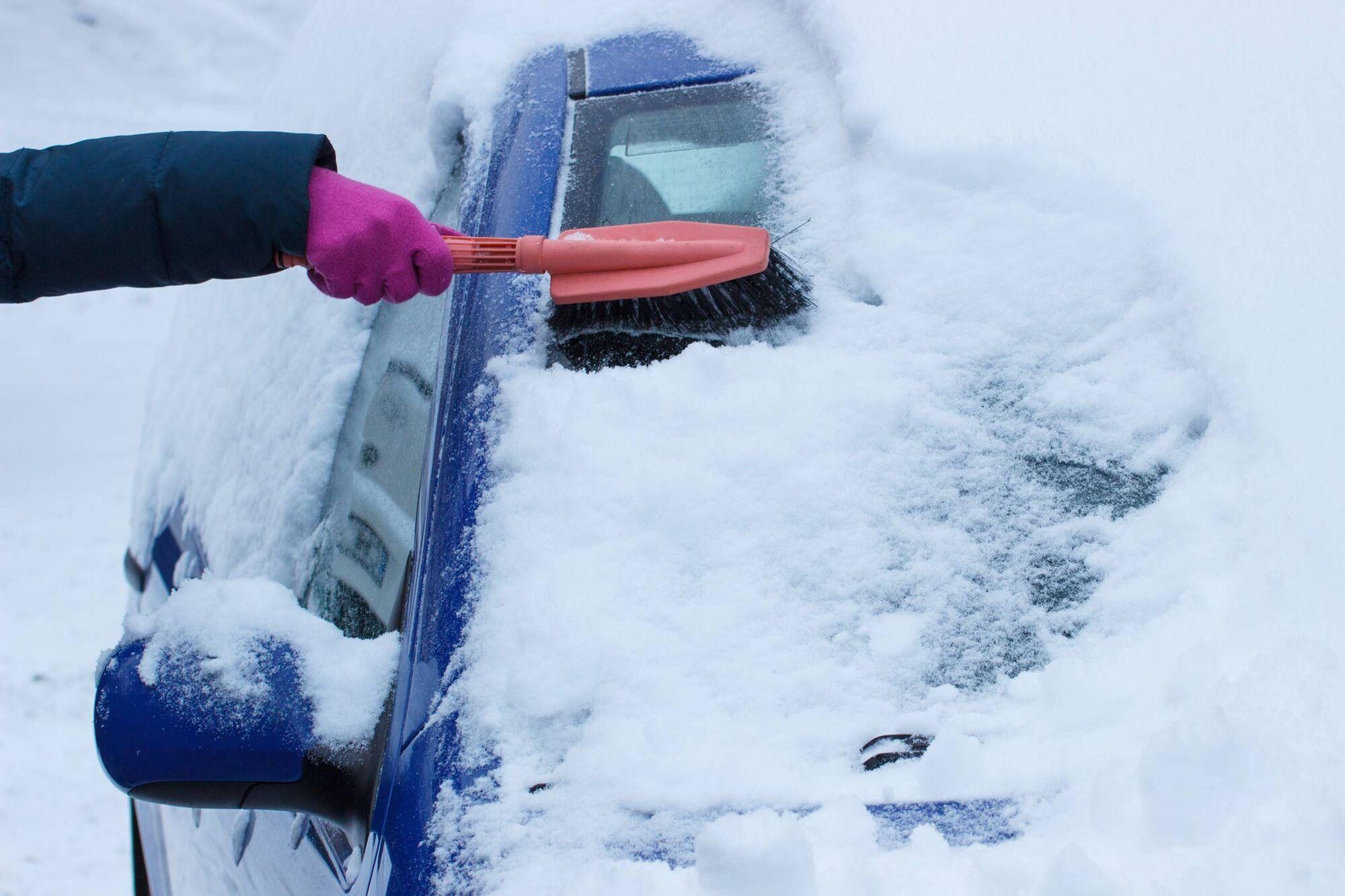 Обязательно наденьте теплые перчатки или рукавицы