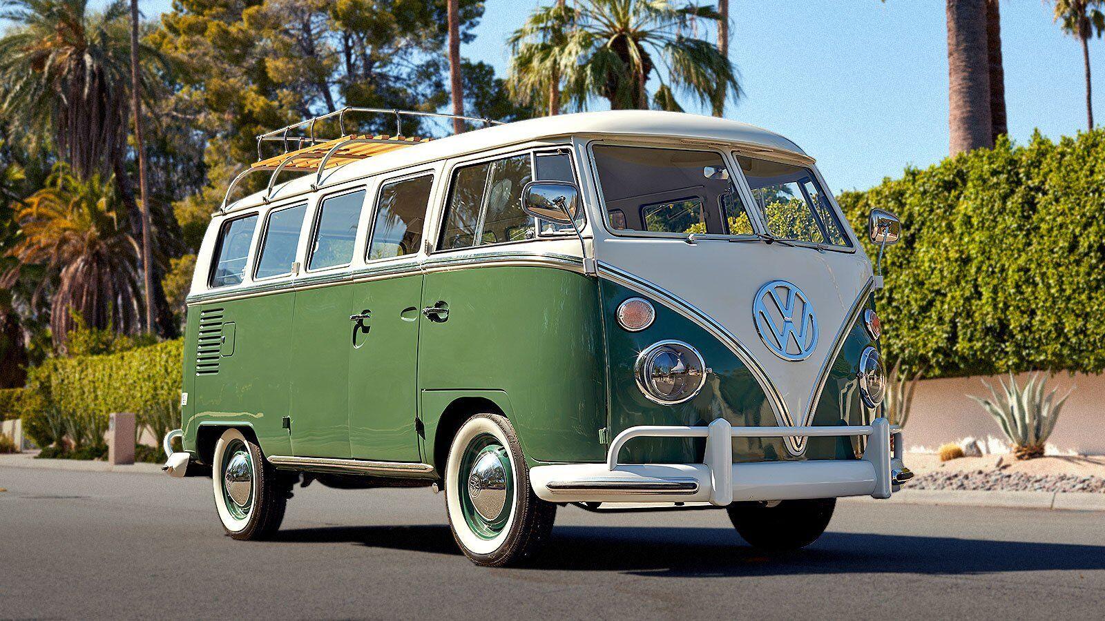 Основою для проєкту став Volkswagen T1 Samba Bus 1966 року