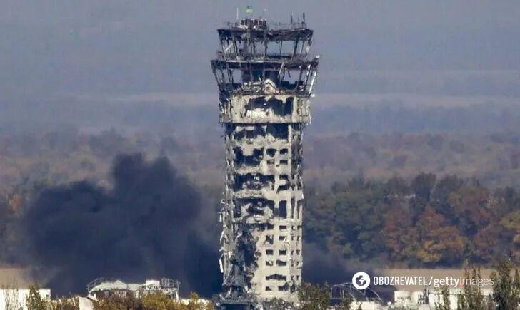 Диспетчерська вежа ДАП