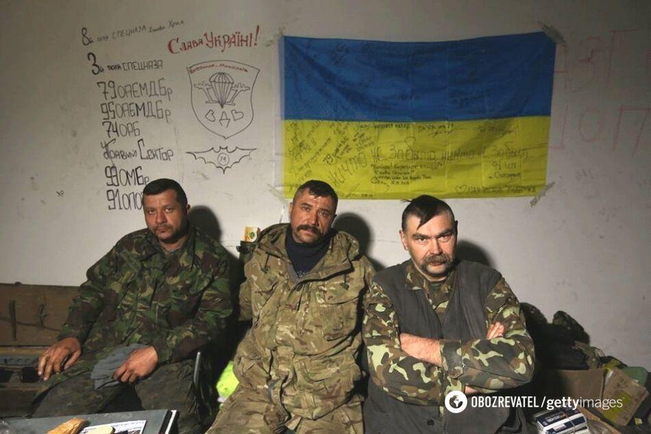 """Українські """"кіборги"""" в ДАП"""