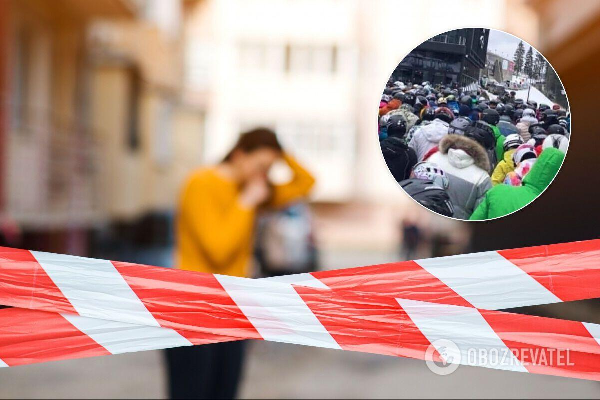 """""""Локдауну немає!"""" Голубовська розповіла про реалії в Україні: головне з інтерв'ю"""