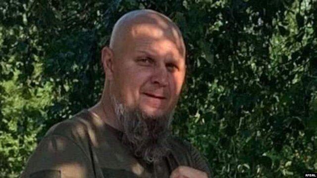 Командир розвідвзводу Дмитро Красногрудь загинув на Донбасі 13 липня 2020 року.