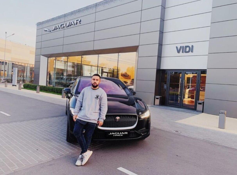 Дмитрий Монатик выбрал свое авто из-за его технических характеристик
