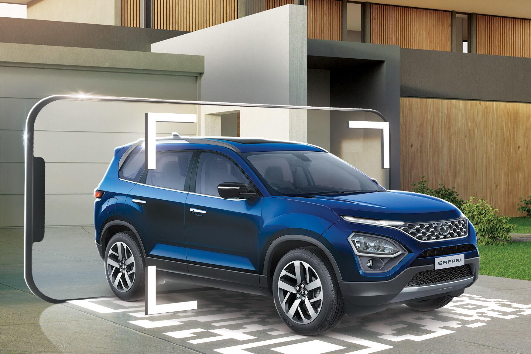 Концепт Buzzard перетворився в серійний SUV Safari