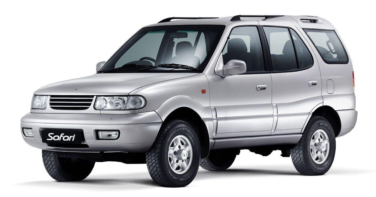 Рамний позашляховик Tata Safari випускався з 1998-го по 2019 рік
