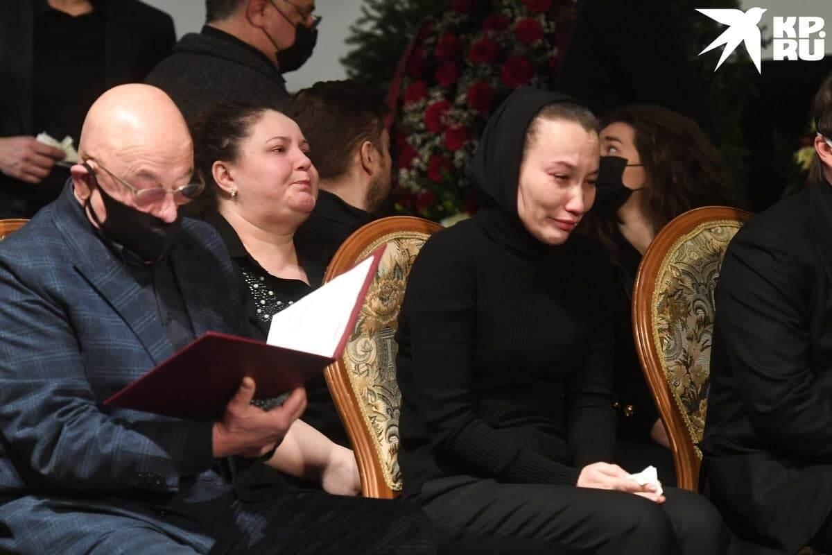 Похороны Бориса Грачевского.
