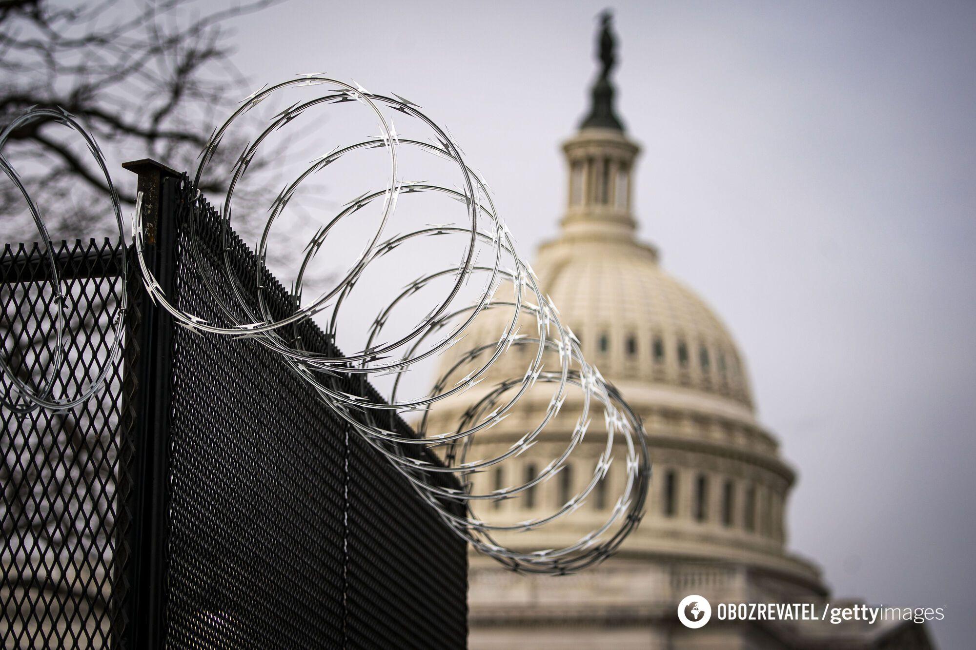 Вашингтон буде зберігати посилені заходи безпеки навіть після інавгурації