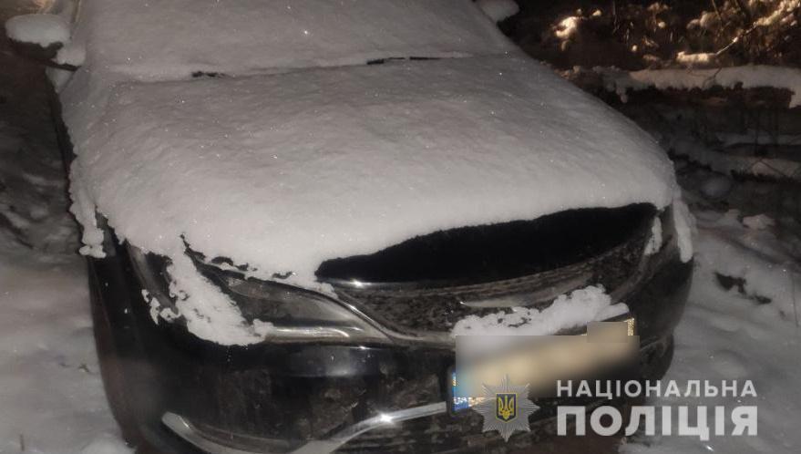 Киевлянина застрелили в машине