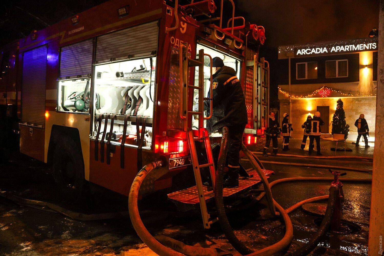 Пожежники локалізували вогонь