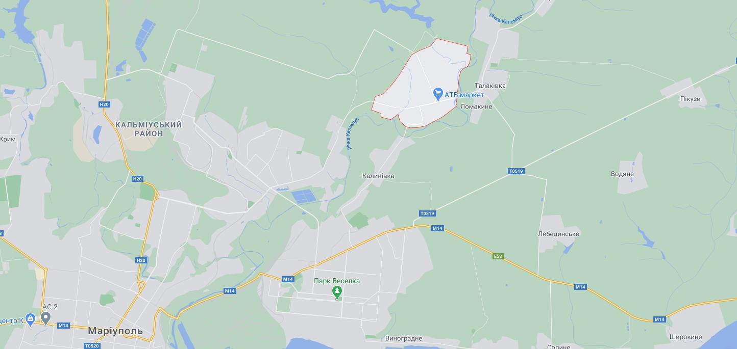 Поселок Сартана