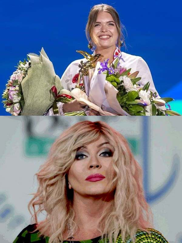 Ирина Билык и Элина Иващенко
