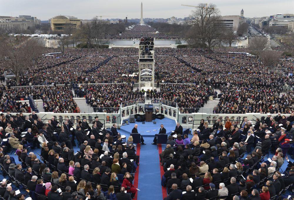 Инаугурация Барака Обамы