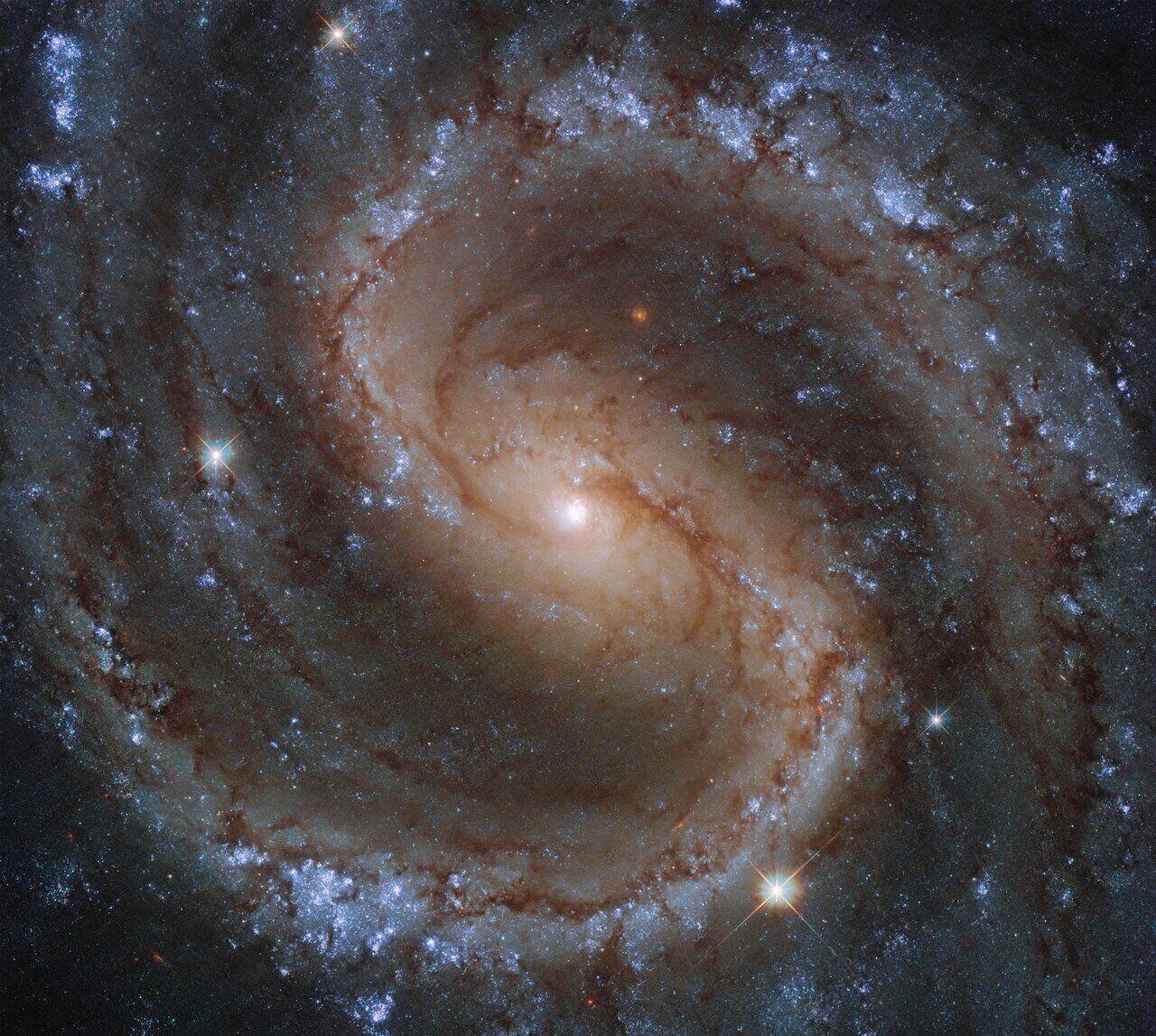 """Фото """"загубленої галактики""""."""