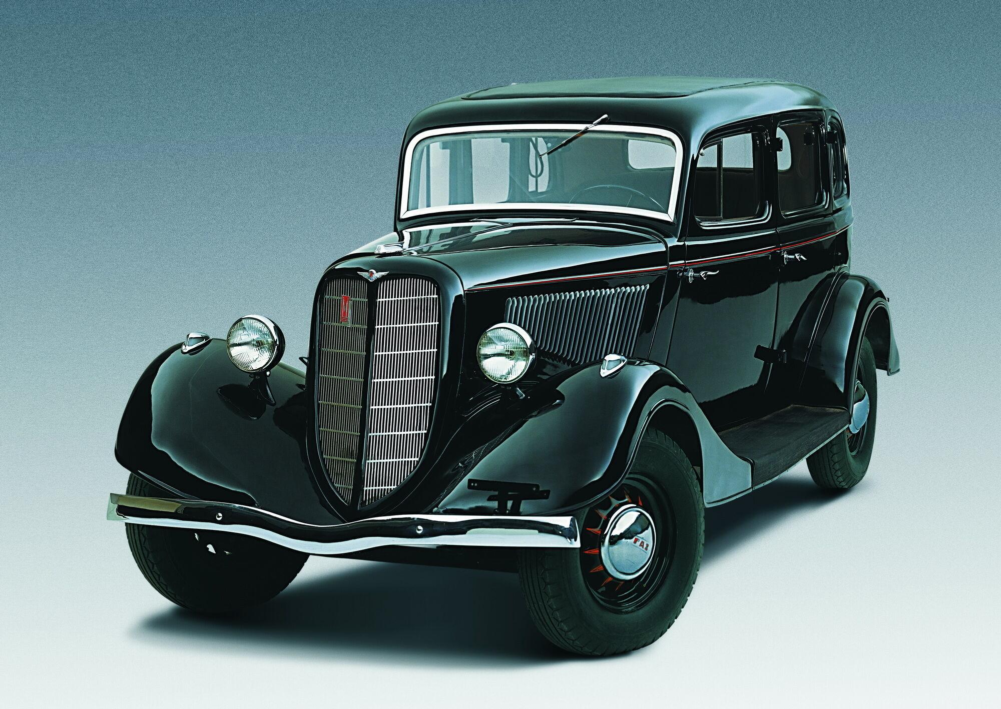 ГАЗ-М1 – один із таких автомобілів подарували Олексієві Стаханову.