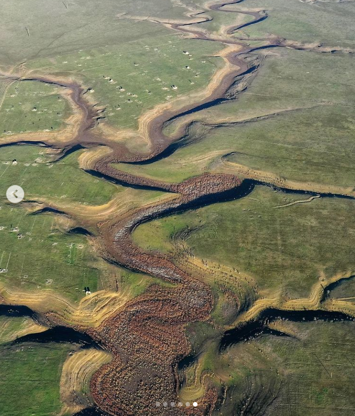 """Озеро """"генеральське"""" в Криму було природним прісним водоймищем."""