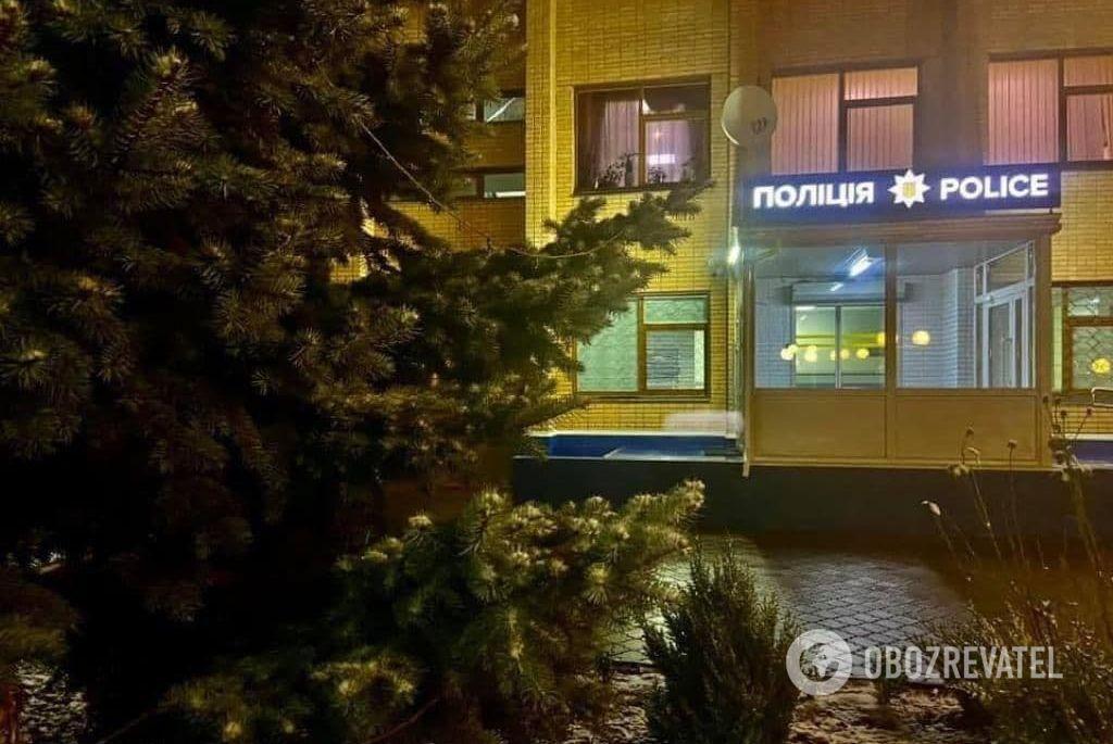 Киево-Святошинский отдел полиции