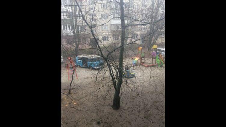 Тіло загиблого виявили на вулиці Героїв Космосу