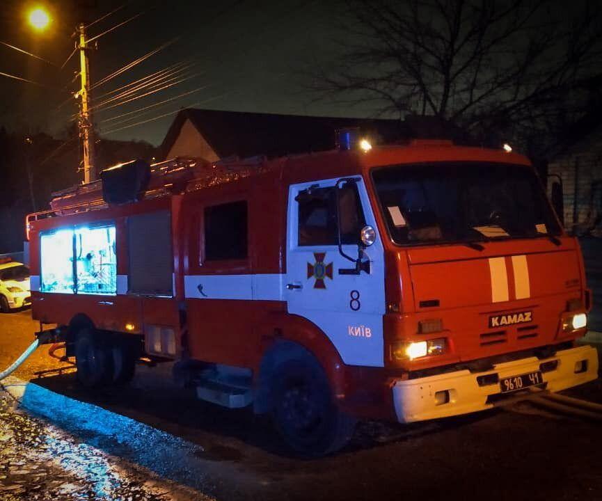Пожежники загасили загоряння в будинку потерпілого.