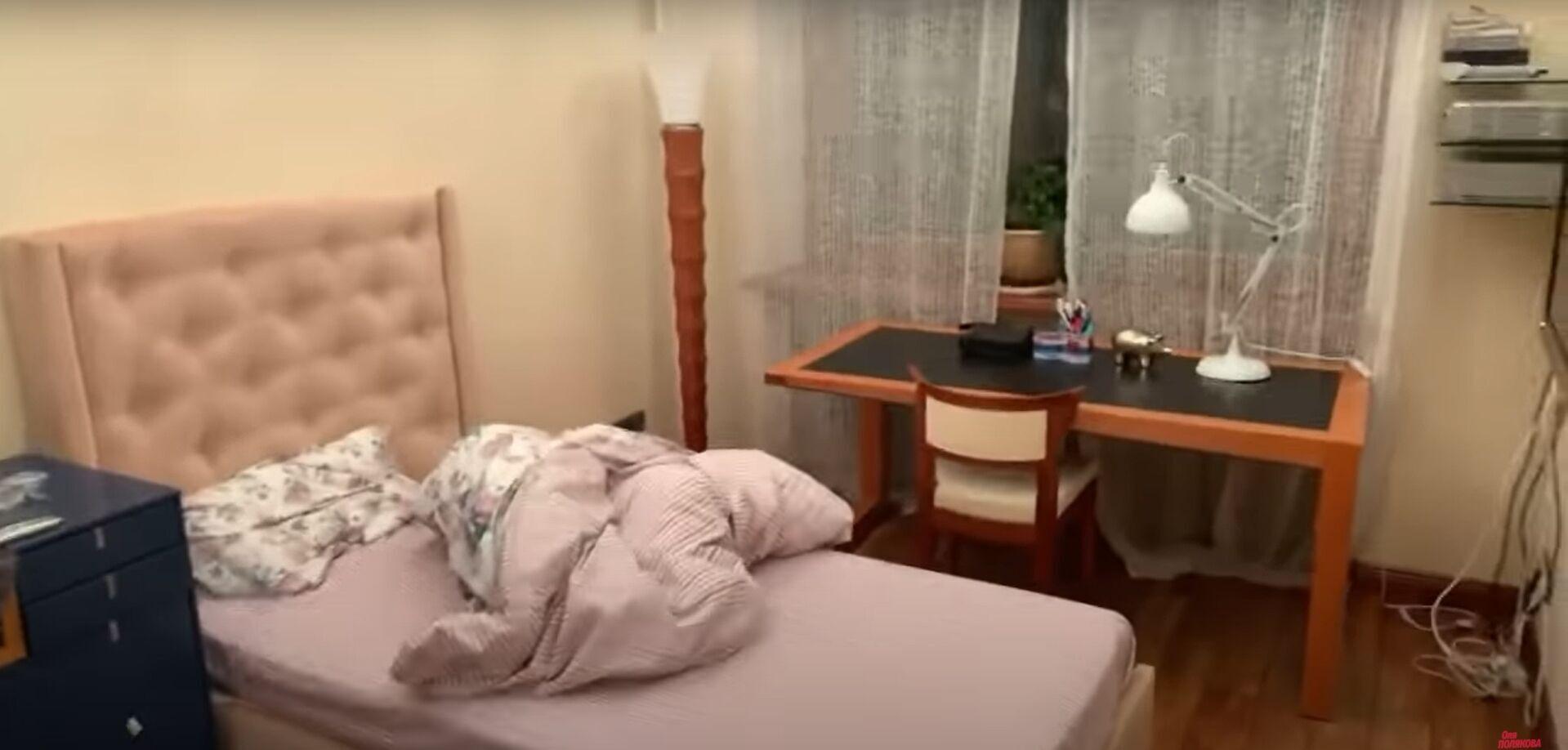 Комната старшей дочери звезды - Маши Поляковой