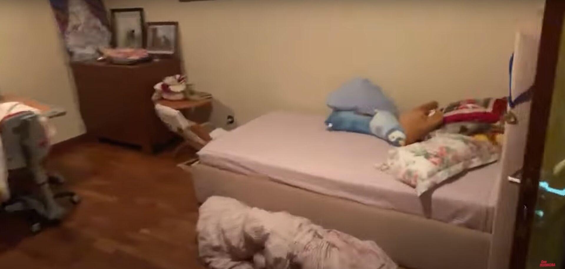 Кімната молодшої дочки Полякової