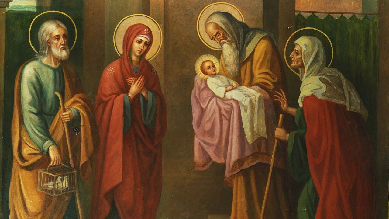 15 лютого віряни відзначають Стрітення Господнє