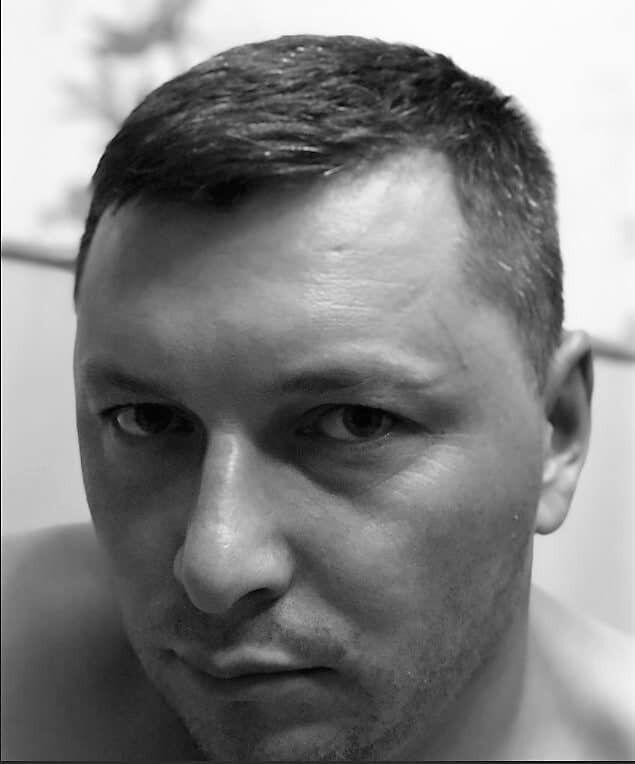 """Терорист """"ДНР"""" Вадим Банченко."""