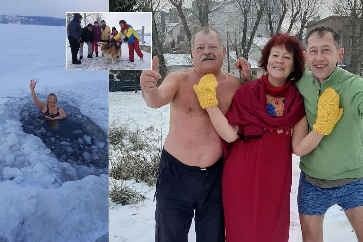 Тернополяни святкують Водохреще